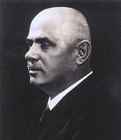 Alexander Behm - Erfinder des Echolots