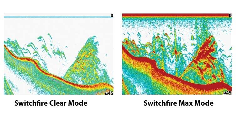 Oberflächenstörung mit SwitchFire beseitigen