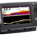 Lowrance Elite Series mit Chirp