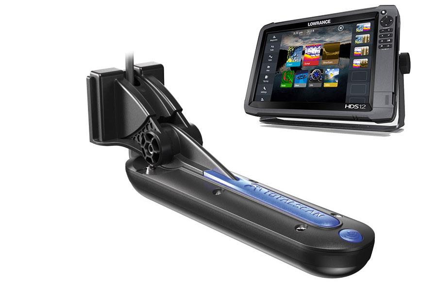 Lowrance TotalScan Geber auch mit HDS Gen3 kompatibel