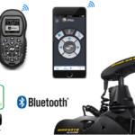 Minn Kota mit Bluetooth und Jog
