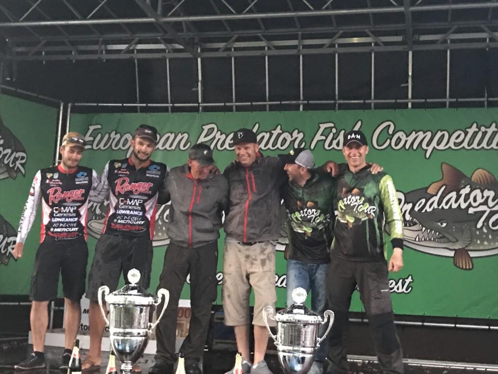 Gewinner der Predatortour 2017