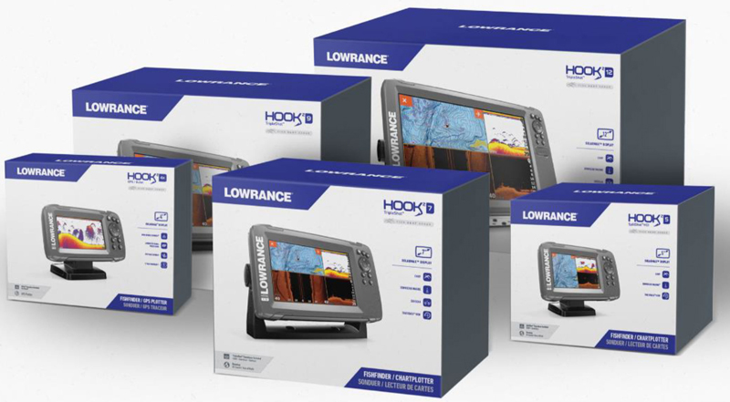Lowrance NOS59 Software Update - Echolotangeln