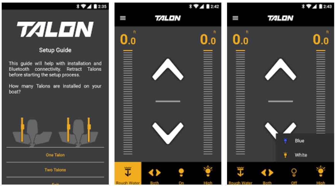 Minn Kota Talon BT App