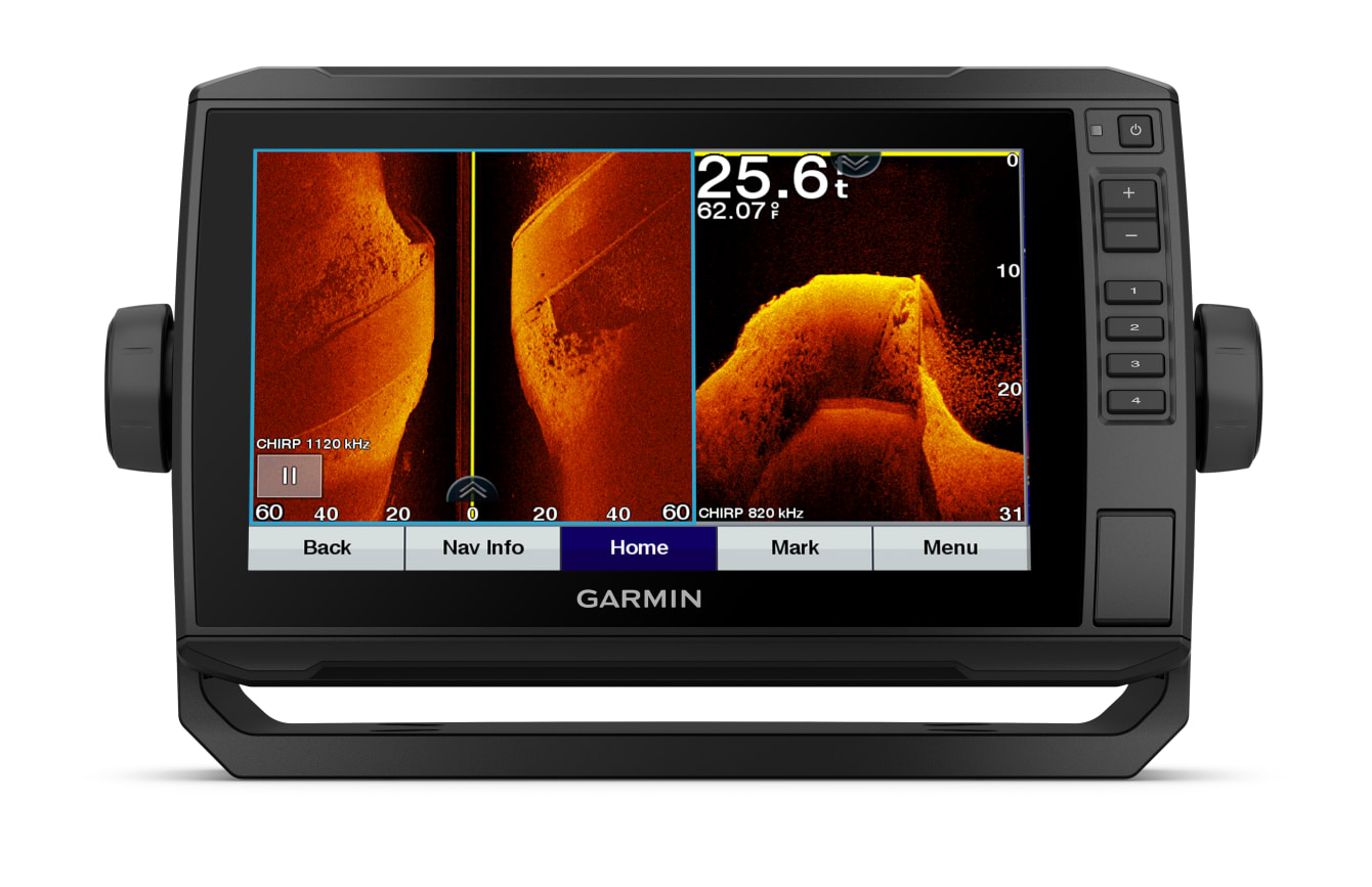 Garmin Echolot mit Ultra-HD Sonartechnologie