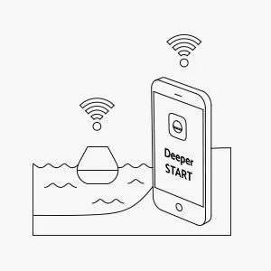 Deeper mit Smartphone verbinden