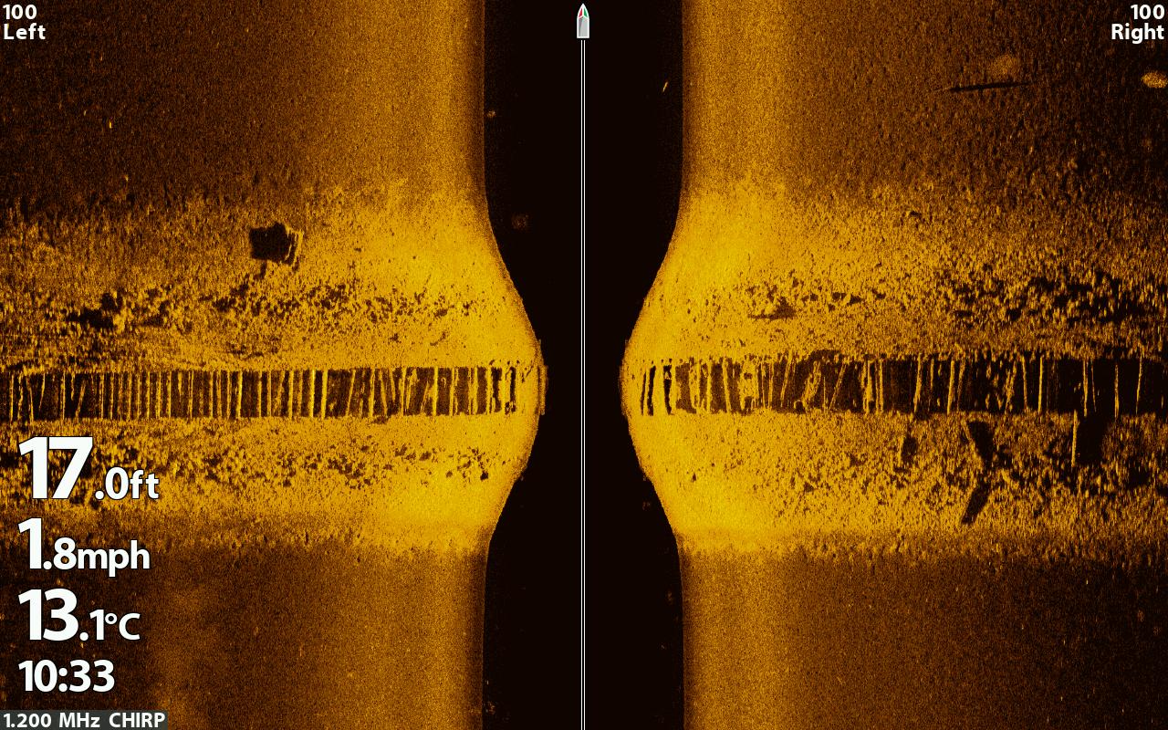 Humminbird MEGA Imaging Vergleichstest
