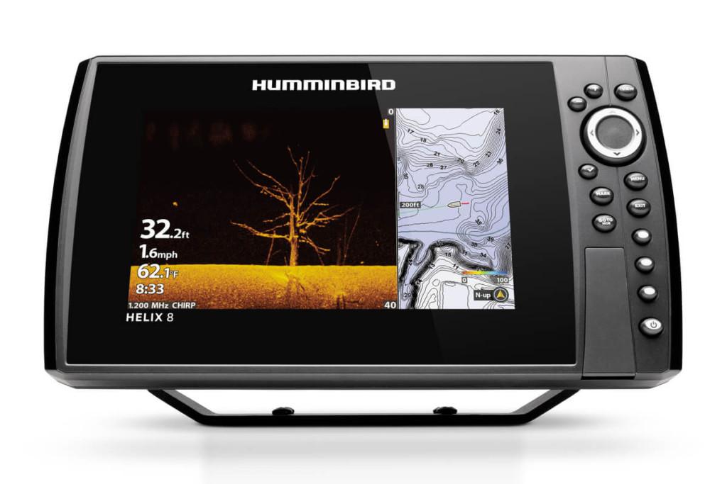 Humminbird Helix G3 mit 8 Zoll