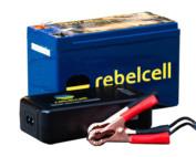 Rebelcell 12V07 AV Akku - der kompakte Kraftzwerg