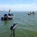 Minn Kota Ipilot auf einem Angelboot