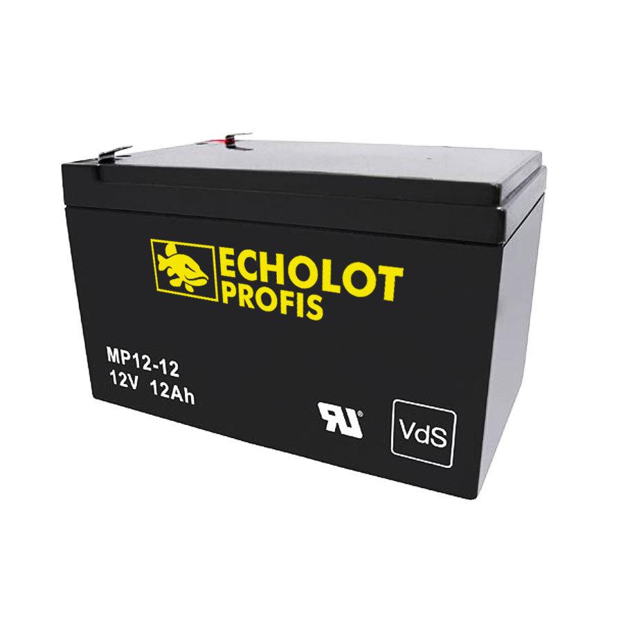 Echolotakkus - Akkus und Batterien für Echolote