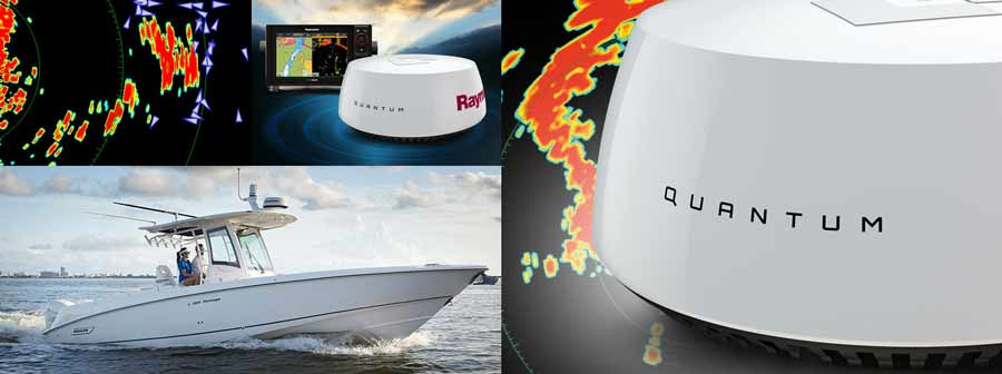 Radaranlagen fuer Boote bieten zuverlässig Sicherheit an Bord.