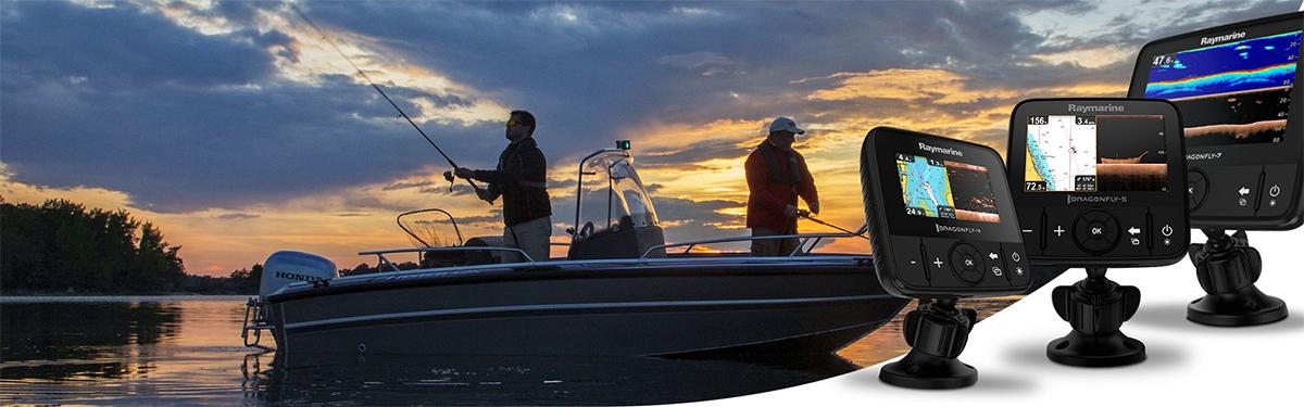 Raymarine Echolote und Fischfinder - lese hier alle Informationen