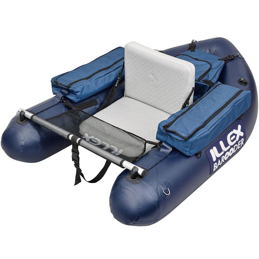 ILLEX Barooder 160 Marineblau Belly Boat