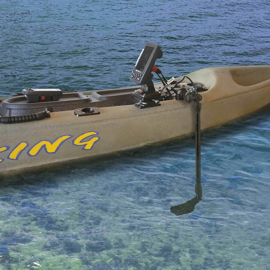 Railblaza Kayak & Canoe Sounder & Transducer Mounts mit Echolothalter