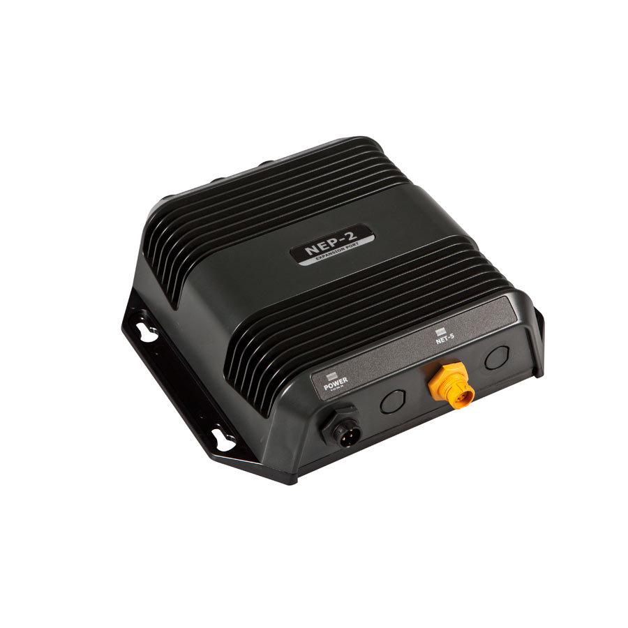 Lowrance / Simrad Ethernet Verteilerbox NEP-2