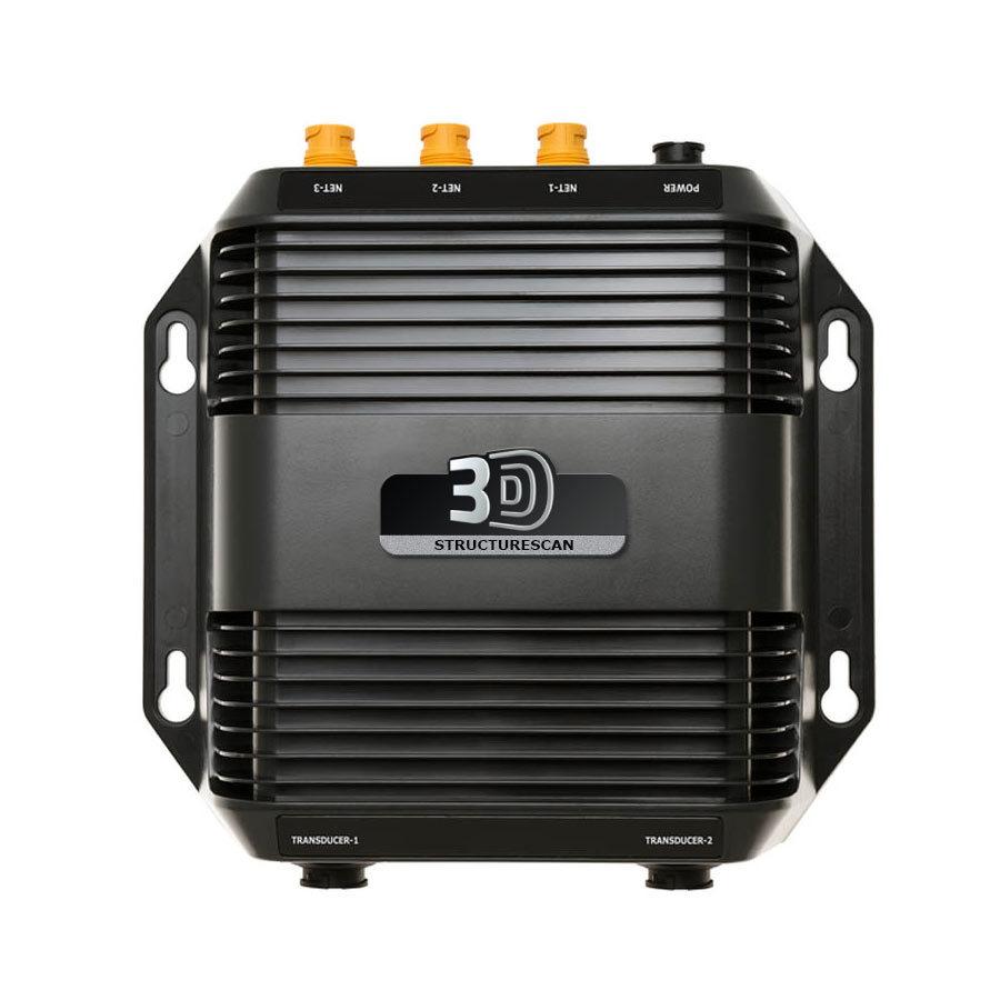 Lowrance / Simrad StructureScan 3D Kit mit Geber und Sounderbox