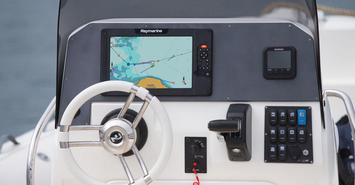 Element S von Raymarine ist das leistungsfähigste Navigationsdisplay seiner Klasse
