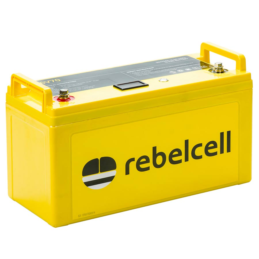 Rebelcell 36V70 Lithium-Ionen-Akku