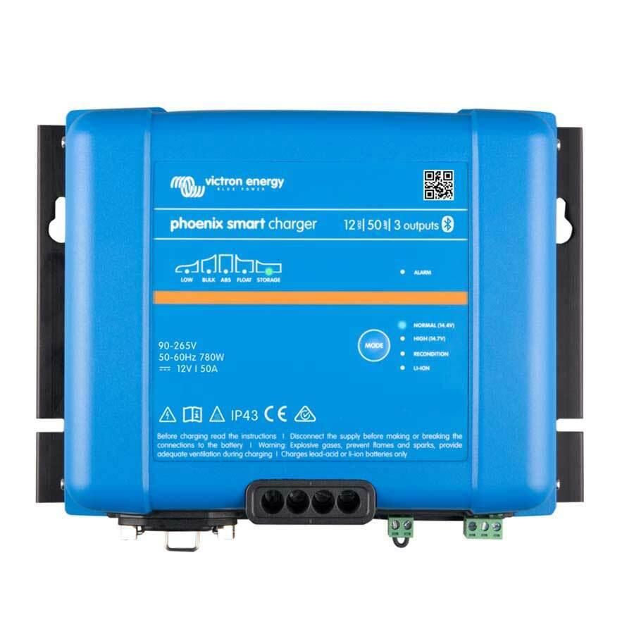 Victron Energy Phoenix Smart IP43 Ladegerät 12/50 (3)