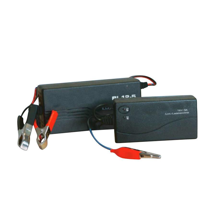 Ladegeräte für Echolotakkus