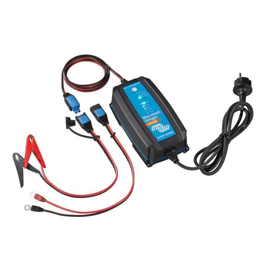 Victron Energy Blue Smart IP65 Ladegerät 24/8