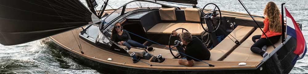 Raymarine Marine und Boots- Instrumente der Serien i40, i50, i60 und i70 sind alle NMEA2000 kompatibel und für jeden Bootstyp geeignet