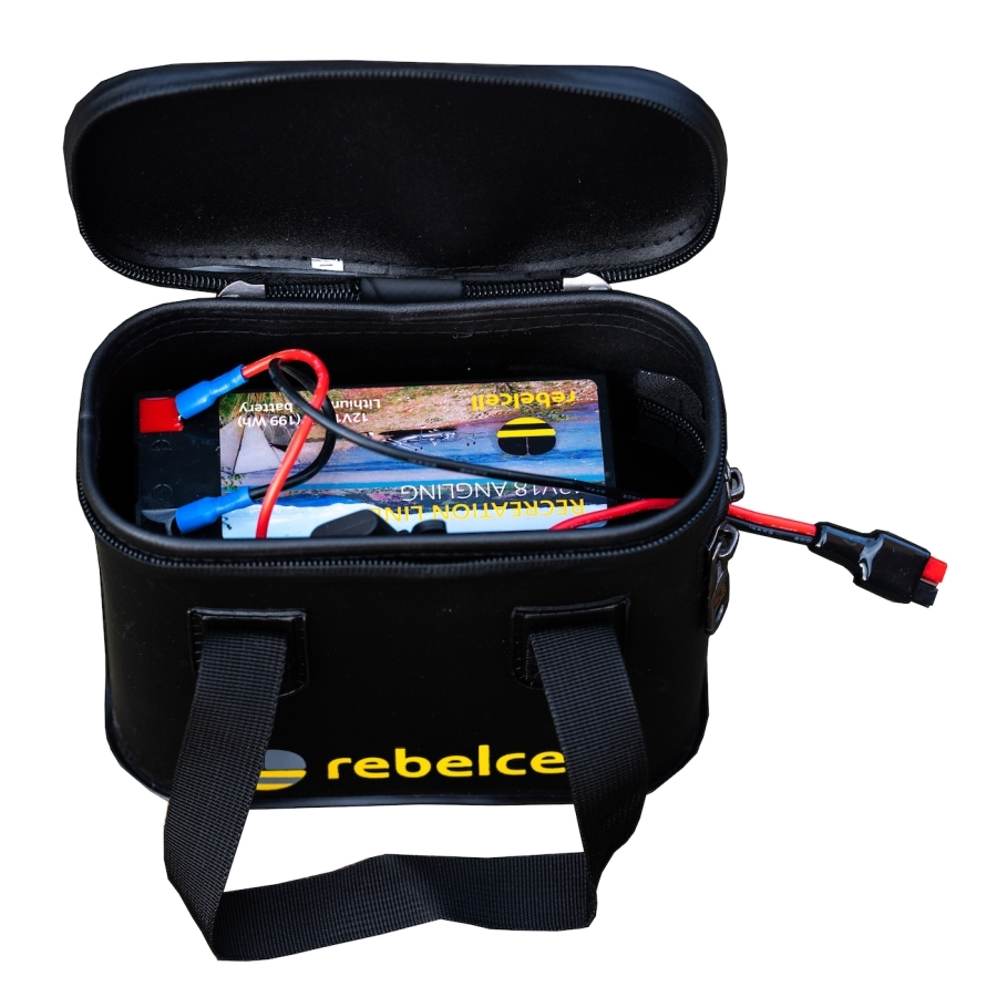 Rebelcell Akku-Tasche für Li-Ion-Akkus