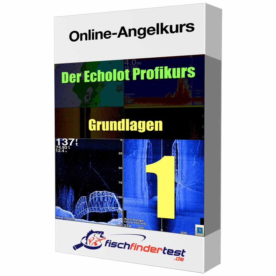 Echolot Profikurs - Onlinekurs für Echolot-Angler Teil 1: Grundlagen