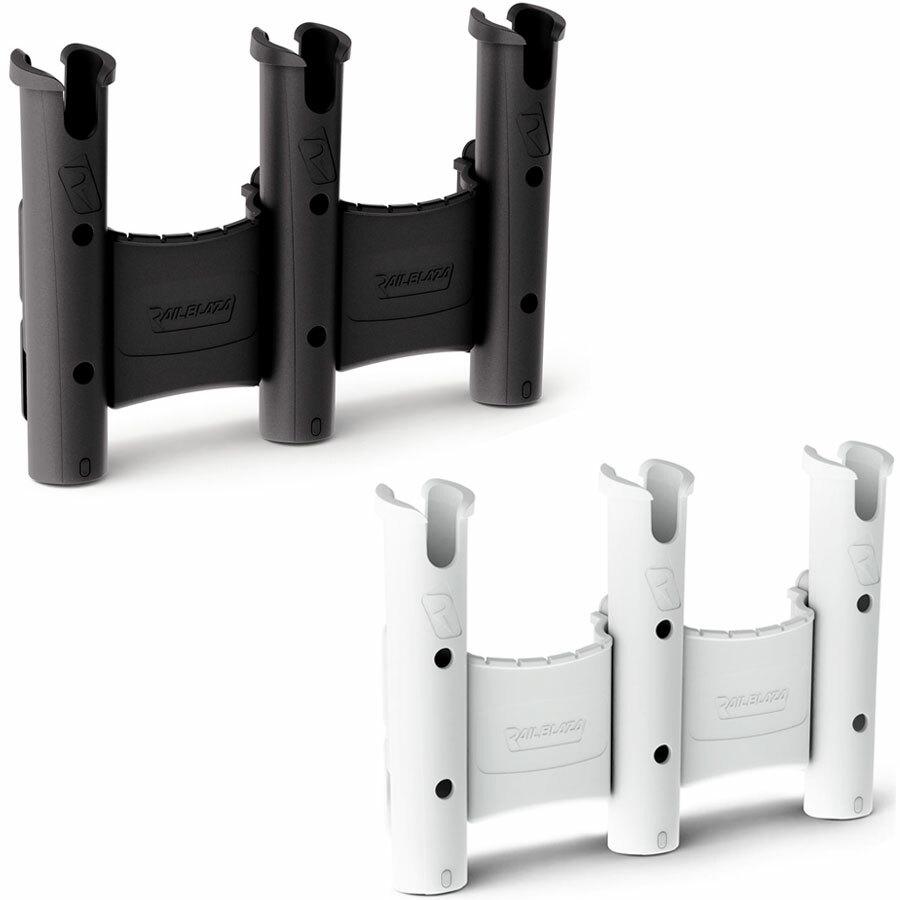 Railblaza RodStow Triple - 3x Rutenhalter mit Staufach