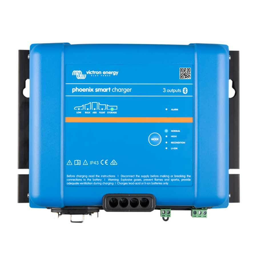 Victron Energy Phoenix Smart IP43 Ladegerät 24/25 (3)