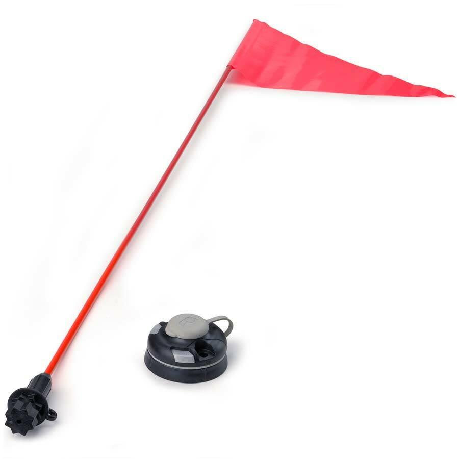 Railblaza FlagWhip - Sicherheitsflagge für Kajaks mit StarPort