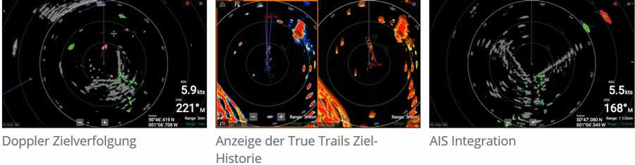 Radarbilder richtig interpretieren und lesen lernen. Hier erfährst du alles!
