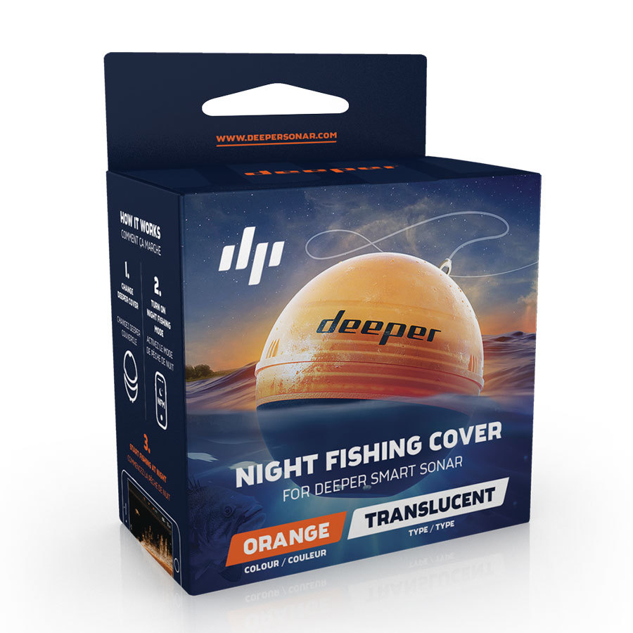Deeper Night Fishing Cover Nachtabdeckung