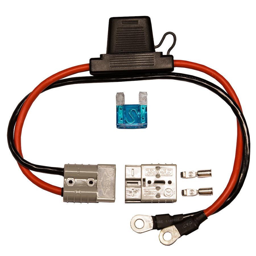 Rebelcell Quick Connect für Elektromotoren