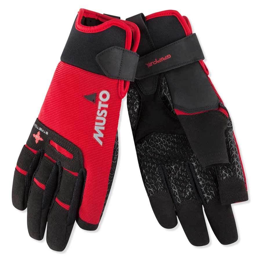 MUSTO Performance Long Finger Segel-Handschuhe