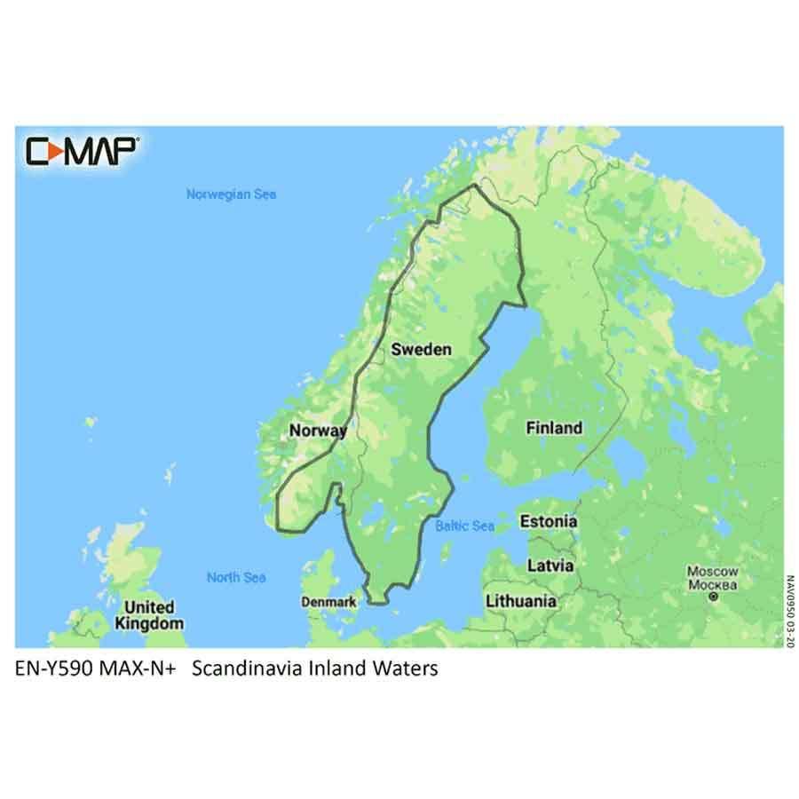 C-MAP MAX-N+ LOCAL
