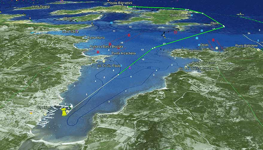 C-MAP Seekarten für sichere und einfachste Navigation auf Kartenplottern und Echoloten. Lerne, wie AutoRouting und viele andere tolle Features dir helfen können.