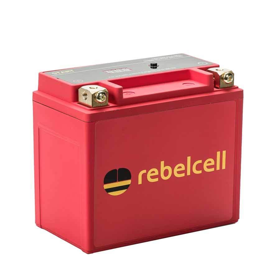 Rebelcell START Lithium-Starterbatterie für Außenborder