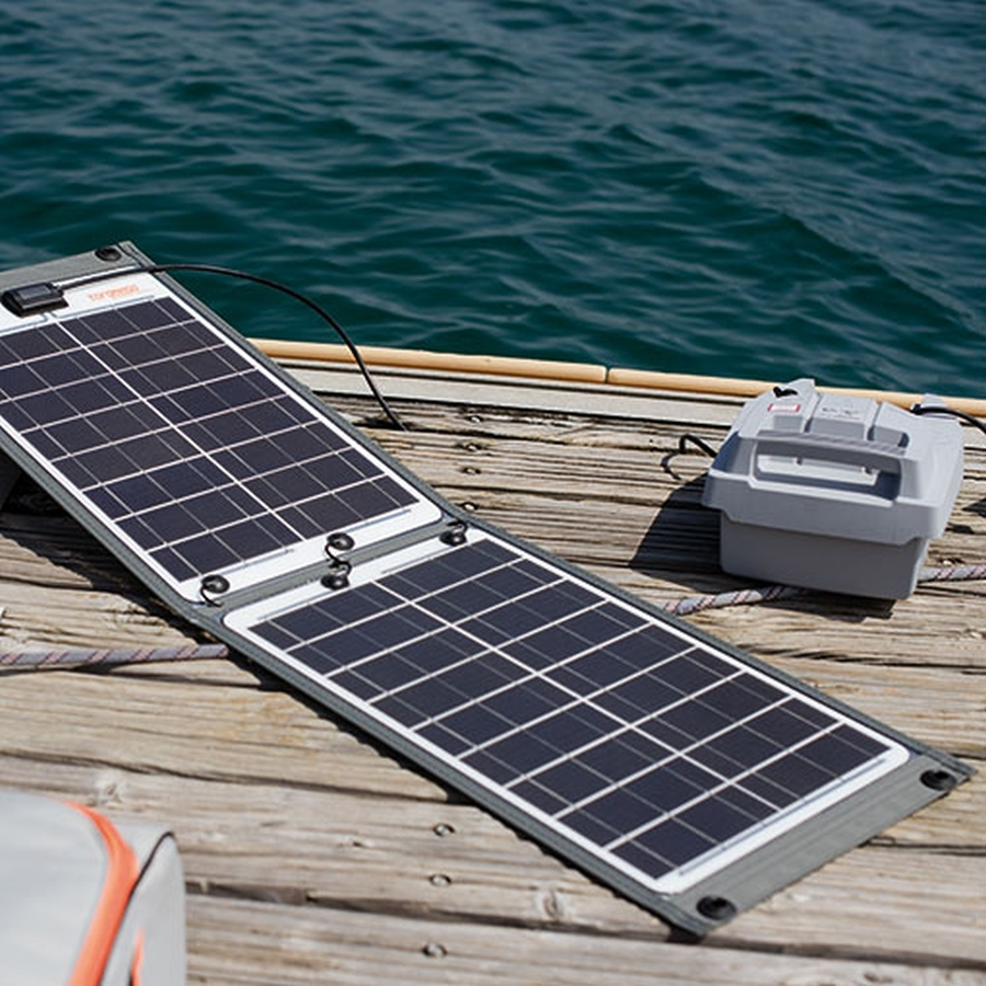Torqeedo Solar-Ladegerät 50 W für Travel / Ultralight