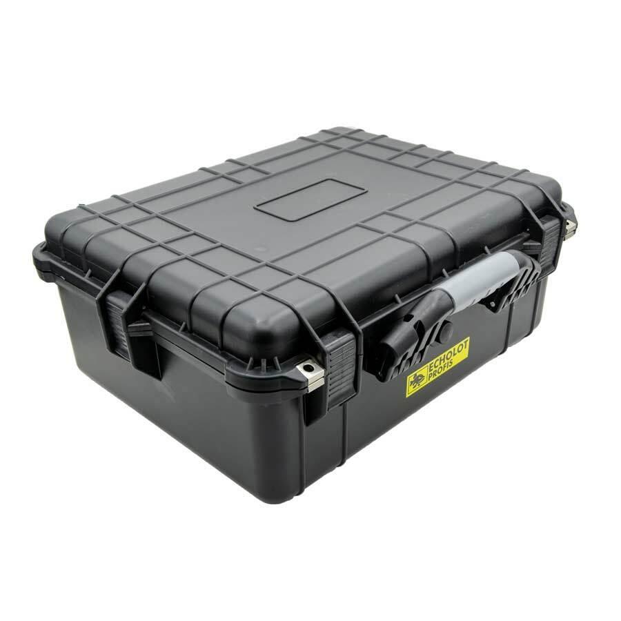 Echolotkoffer für portable Echolote
