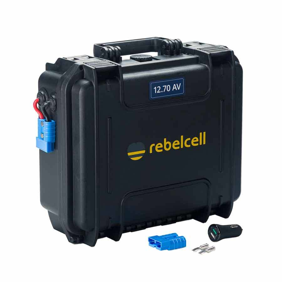 Rebelcell Outdoorbox 12.70 AV