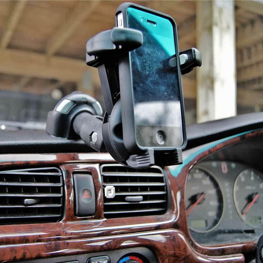 Railblaza Mobi Universal Mobile Device Holder - schwenkbar