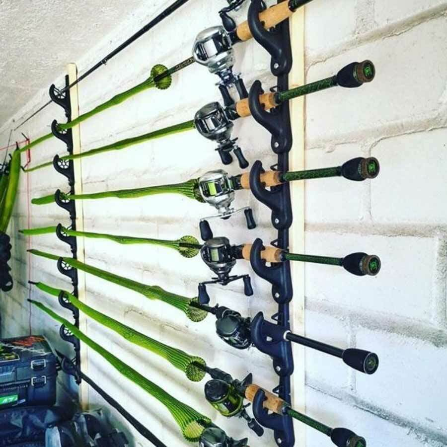 Railblaza RodRak Fishing Rod Storage Rack - Rutenhalter Wand