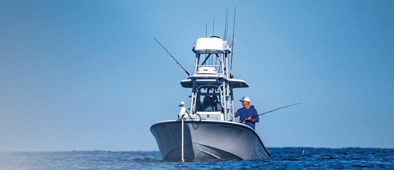 Minn Kota Riptide Motoren sind perfekt für Offshore Angler