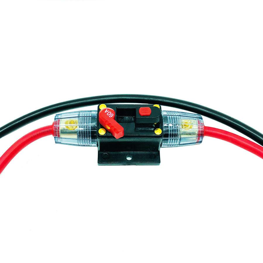Rebelcell Quick Connect 60A/100A E-Motor - Rücksetzbar