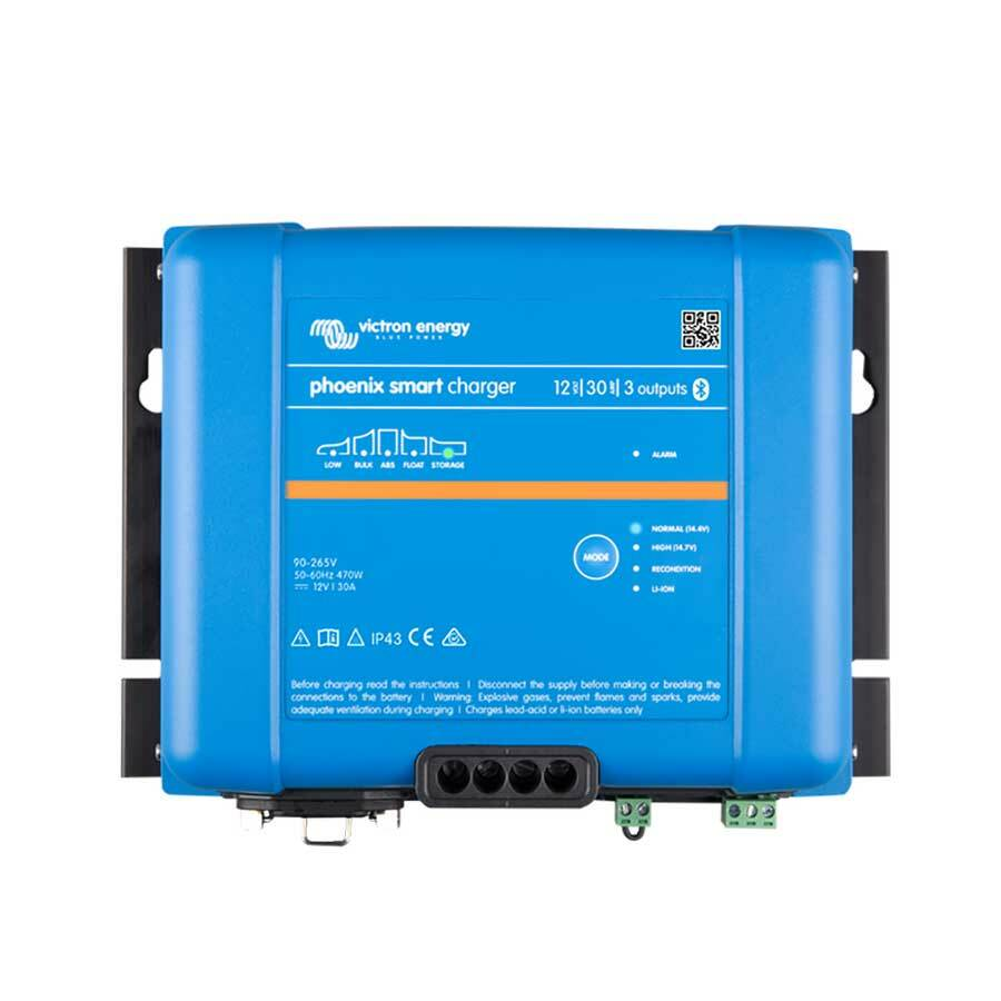 Victron Energy Phoenix Smart IP43 Ladegerät 12/30 (3)
