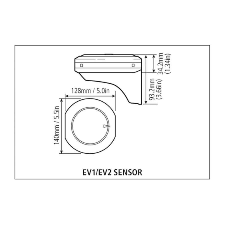 Raymarine Evolution EV-1 Sensor E70096