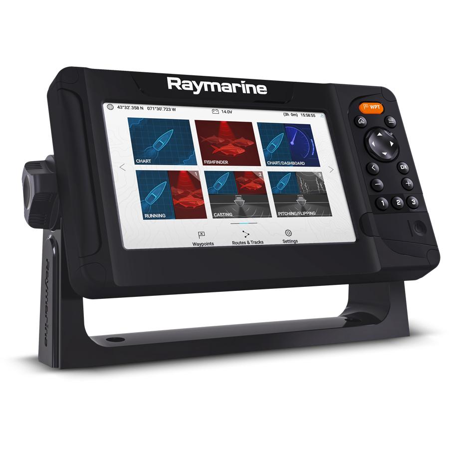 Raymarine Element 7 HV mit HV-100 Geber