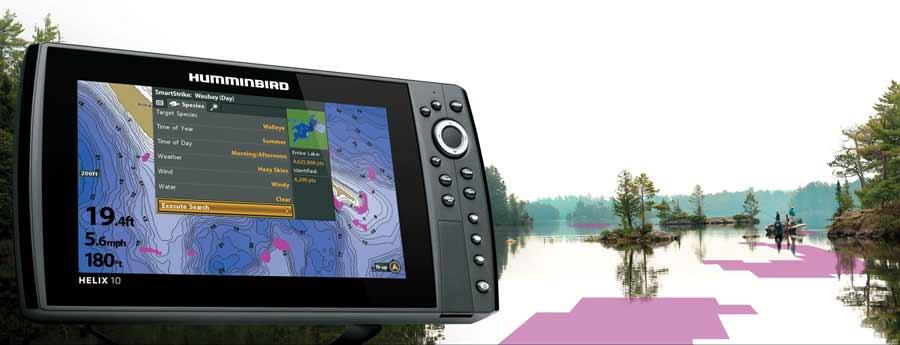 Humminbird Helix Echolote G3 (3. Generation) verfügen über Bluetooth und fantastische Möglichkeiten zum finden und fangen von Fischen. Hier kannst du lernen, wie du die Helix Echolote optimal nutzt.